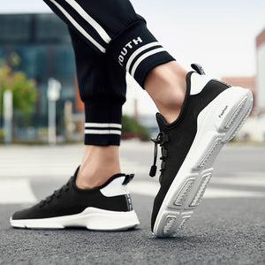 Hip Style Men Casual Street Wear Breathable Slip On Sneakers Verkadi.com