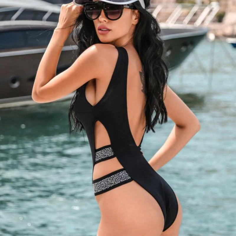 Sexy One Piece Women Swimsuit Bathing Suit