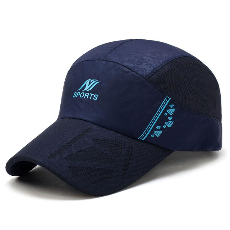Summer Breathable Quick-Drying Mesh Baseball Cap