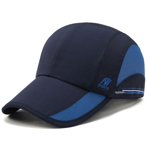 Waterproof Mesh Baseball Cap / Camping Hat