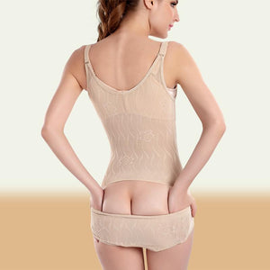 Seamless Bodysuit  Full Body Waist Trainer Verkadi.com