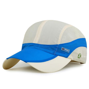 Smart Ratchet Unisex Trucker Golf Breathable Baseball Cap