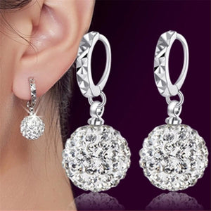 Elegant Zircon High-End Vintage Stud Earrings Verkadi.com