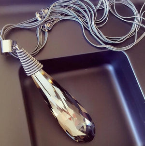 Style Water Drop Pendant