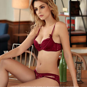 European Trendy Comfortable, Breathable Lingerie Set Verkadi.com