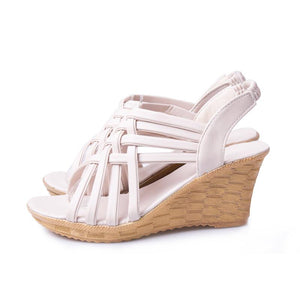 New Bohemia Platform Wedge Sandals Verkadi.com
