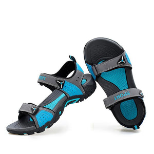 Genuine Leather Men Summer Sandals