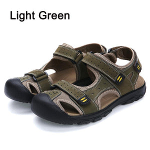 Genuine Leather Summer Cool Sandals