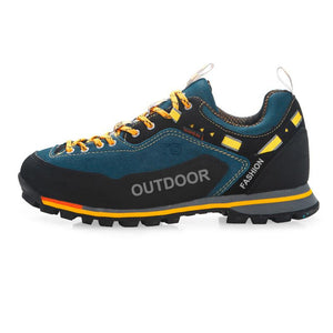 Waterproof Breathable Camping Sneaker Shoes
