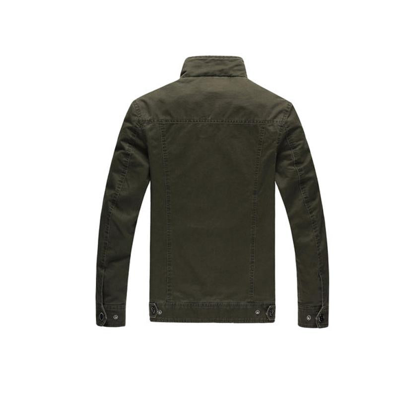 Military Air Force Style Smart Fit Jacket