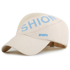 New Hip Mesh Snap Back Unisex Baseball Cap