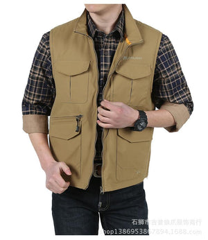Smart Camping Outdoor Breathable Vest Verkadi.com