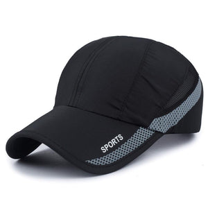 Summer Breathable Quick Drying Baseball Cap