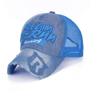 Summer Baseball Cap for Women