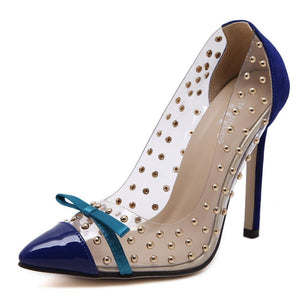 Style Heels Pointed Toe Sandals Verkadi.com