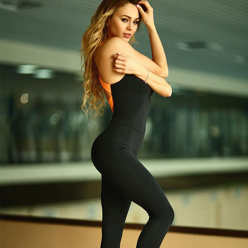 One Piece Training  Skinny Jumpsuit Rompers