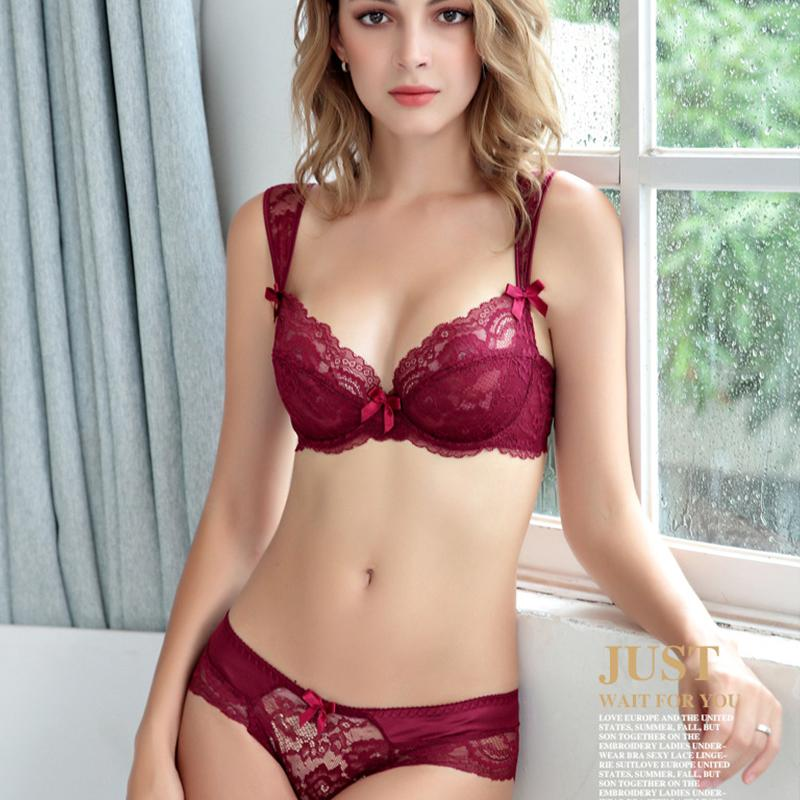 Sexy Ultra Thin Hollow Out Designer Lingerie Set Verkadi.com