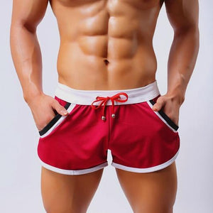 Smart Quick Dry Men's Mesh Beach Swimwear Shorts Briefs Trunks Verkadi.com