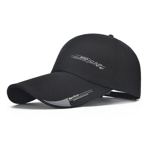 Long Shadow Edge Snap Back Unisex Baseball Cap
