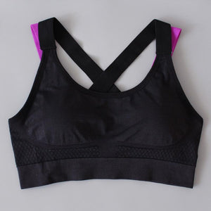 Multi Color Padded Gym Fitness Sports Bra