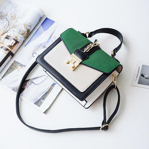 Designer Multi Color Messenger Cross Body Bag Verkadi.com