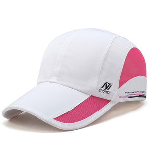 Unisex Casual Mesh Quick Dry Breathable Baseball Cap