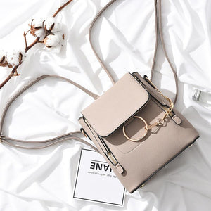 Modern Designer Ring Multi-Use Handbag
