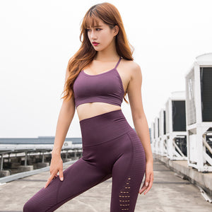 Women Sportswear yoga set 3