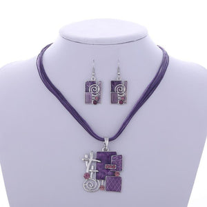 Fashion African Style Jewelry Set