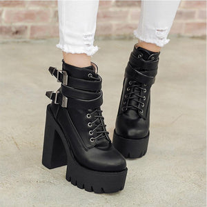Women High Heel Boots