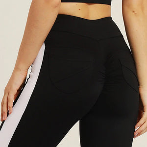 Hot Comfy Patchwork Sportswear Gym Wear Yoga Set for women