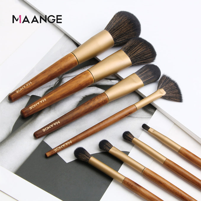 Are dirty makeup brushes ruining your body