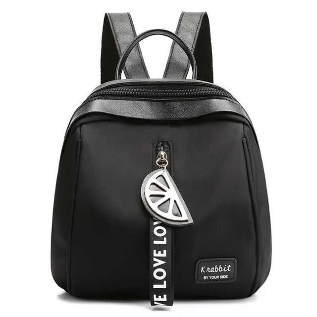 New Fashion Anti-thief Women Backpack School Bag