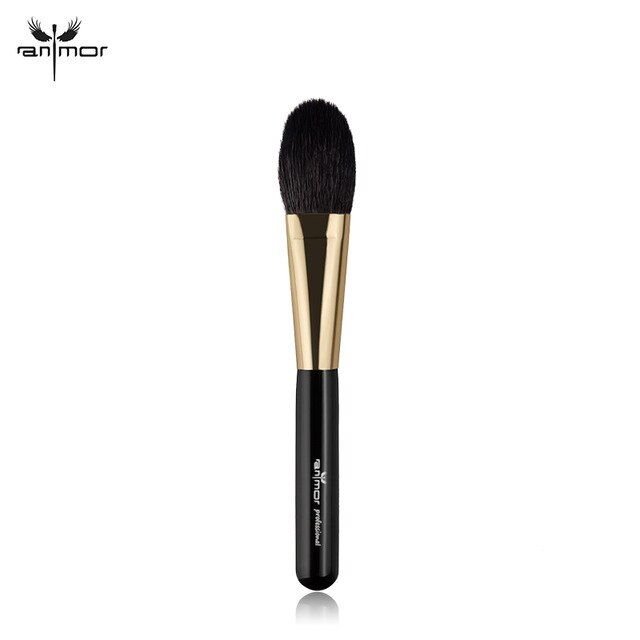 Makeup Brushes Goat Hair Concealer Bronze Highlighter Make Up