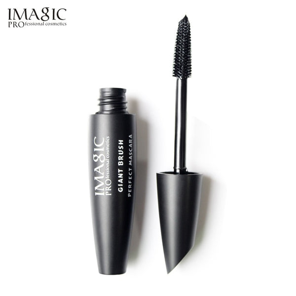 IMAGIC New Curling Waterproof Mascara Black Concentrated Eyelash Cosmetics Extended Curling Eyelashes Thick and Quick Dry