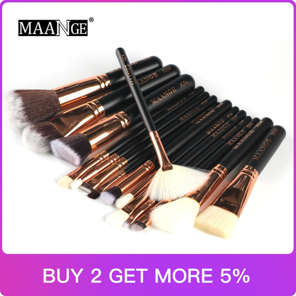 8/15 Pcs Professional Makeup Brushes Set