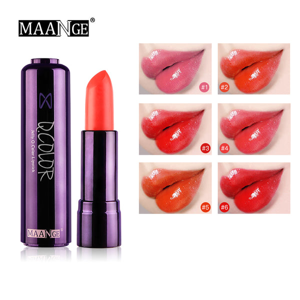 Long-lasting Moisturzing Temperature Color Change Lipstick Moisture Waterproof Essential LipStick Makeup Lip Cosmetic NEW