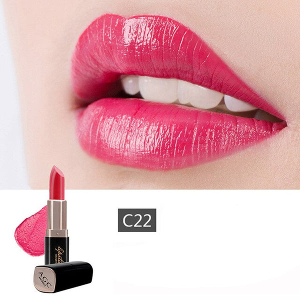 Fashion Lipstick Beauty Cosmetics Waterproof Long-lasting Women Velvet Matte Lipstick Lip Gloss Professional Makeup