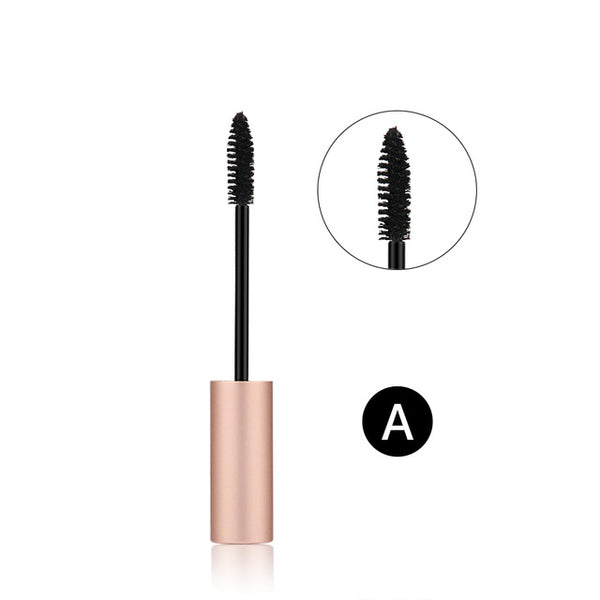 O.TWO.O 2kinds Brush Mascara Long Black Lash Eyelash Extension Eye Lashes Brush Makeup