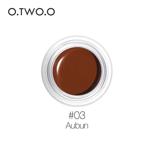 O.TWO.O 6 Colors Eyebrow C Palette Waterproof Shade For Eyebrows Enhancer Cosmetic With Brush Makeup Tools Set
