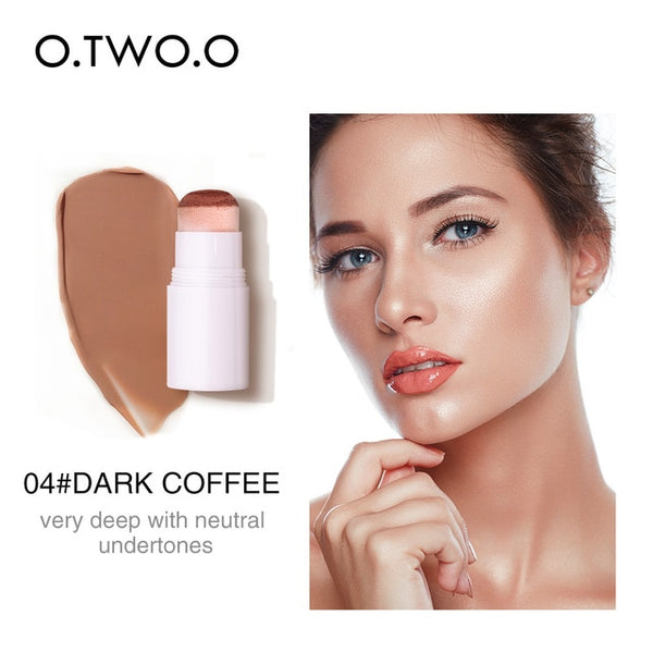 Air Cushion Foundation Stick 6 Colors Contour Face Makeup