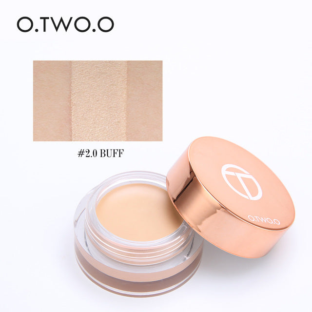 Eye Primer Concealer Cream Makeup Base Long Lasting Concealer Easy to Wear Cream Moisturizer Oil