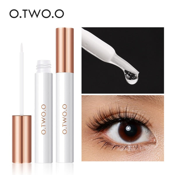 O.TWO.O Eyelash Growth Treatments Moisturizing Eyelash Nourishing Essence For Eyelashes Enhancer Lengthening Thicker 3ml