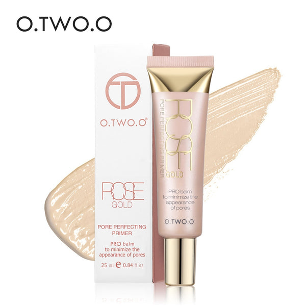 O.TWO.O Makeup Base Foundation Matte Face Primer Makeup Primer Cream Moisturizing Oil Control Primer Makeup Primer Maquillaje