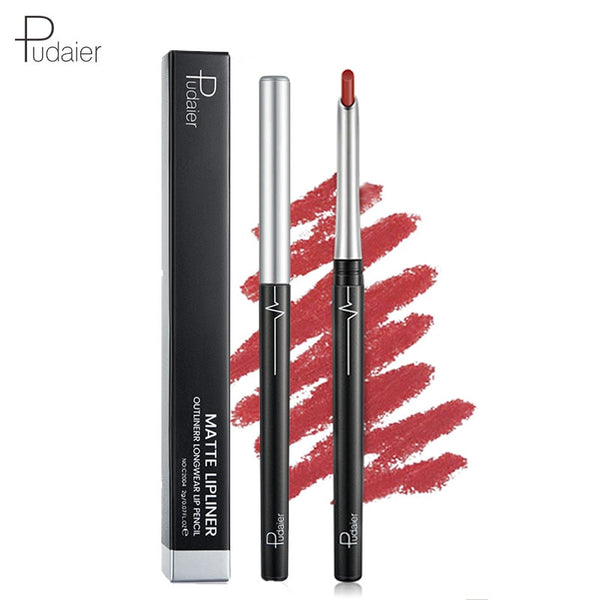 New Lip pencil Waterproof Lipstick pen ultra-lightweight lip liner