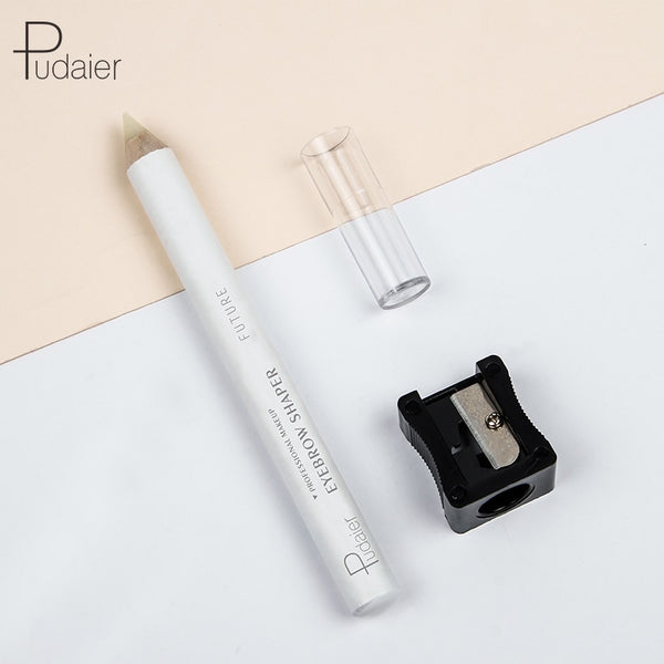 Persistent Styling Eye Brow Shaper Waterproof  Makeup  E Eyebrow Pencil With A Sharpener For Cosmetics
