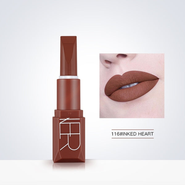 Pudaier 5 Colors Matte Lipstick Waterproof