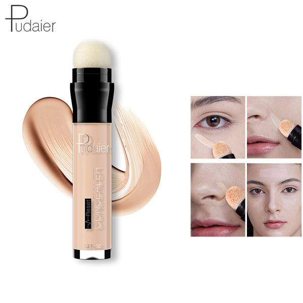 New 6Colors Eraser Dark Circles Concealer Corrector Brighten Liquid