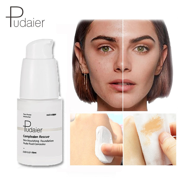 Color Changing Face Foundation Makeup Incredible Liquid Foundation Cream