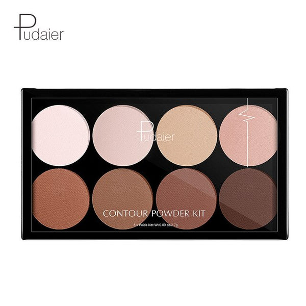 New Loose Powder Makeup Compact Finishing